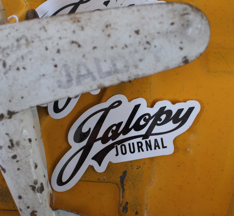 The Jalopy Journal Logo