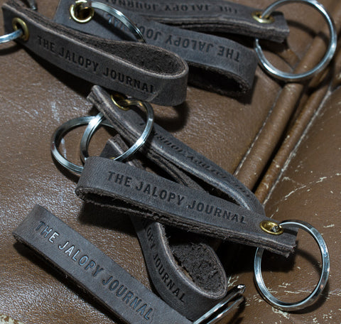 The Jalopy Journal Key Fob