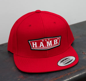 The H.A.M.B. Logo Hat