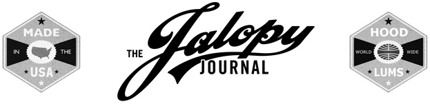 The Jalopy Journal