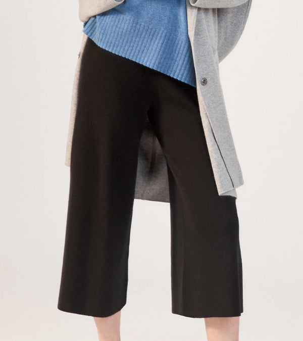 Wool Cashmere Culottes