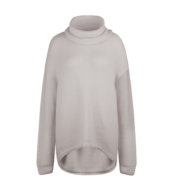 Oversized Slouchy Turtleneck