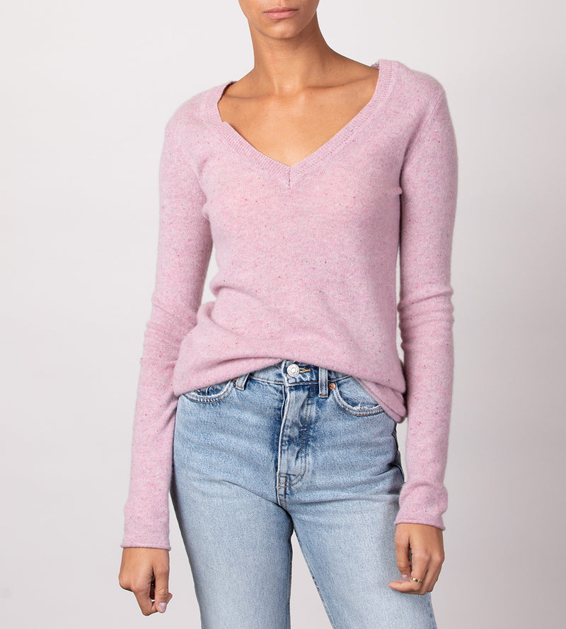 Classic V-Neck Sweater