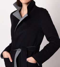 Cashmere Trench