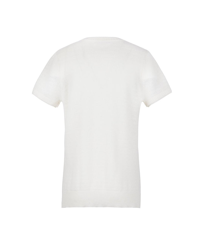 Air Essentials Short Sleeve Top