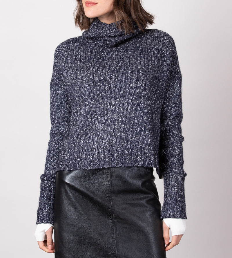Slouchy Vol. 1 Turtleneck