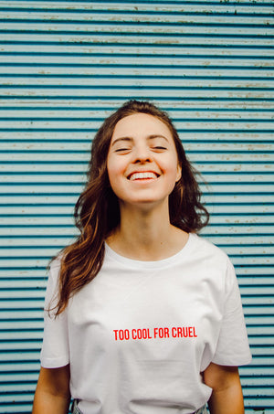 TOO COOL FOR CRUEL SHIRT (unisex)