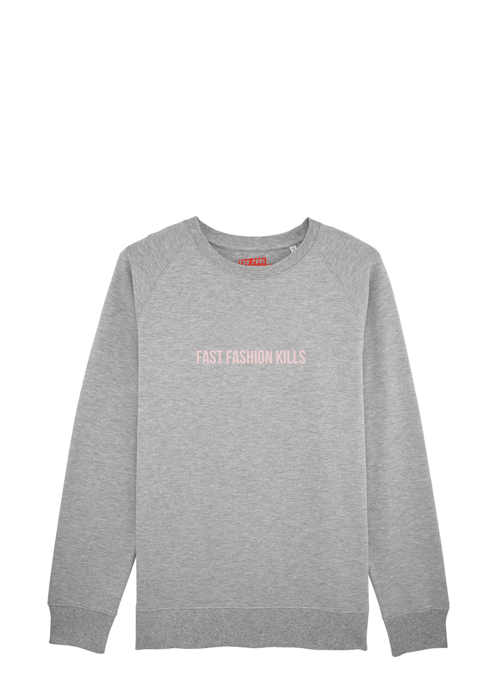 FAST FASHION KILLS SWEATER (men)