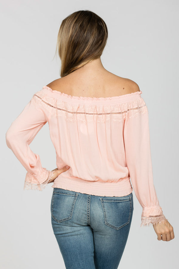 Viv Off Shoulder Top