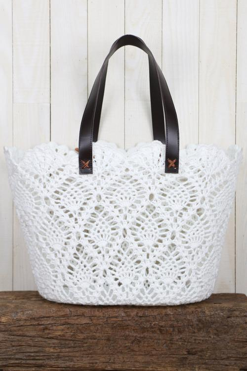Niki Crochet Bag