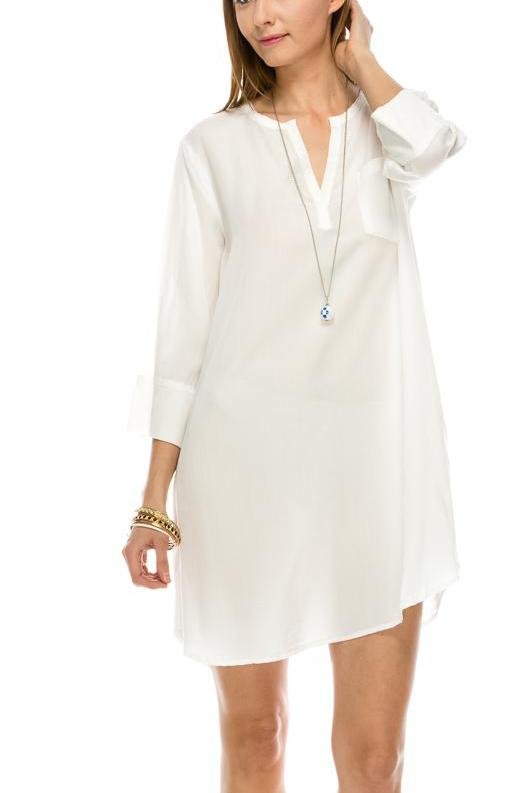 Vici Tunic Dress