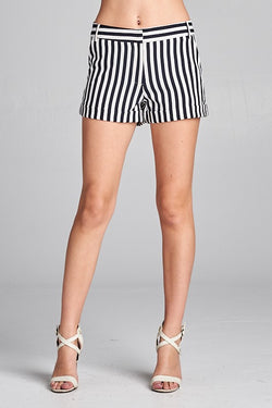 Bali Striped Short