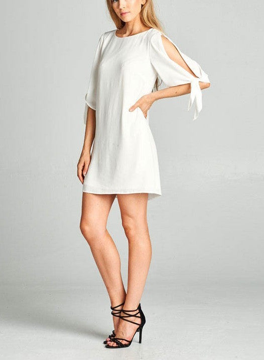 Molli Open Sleeve Dress