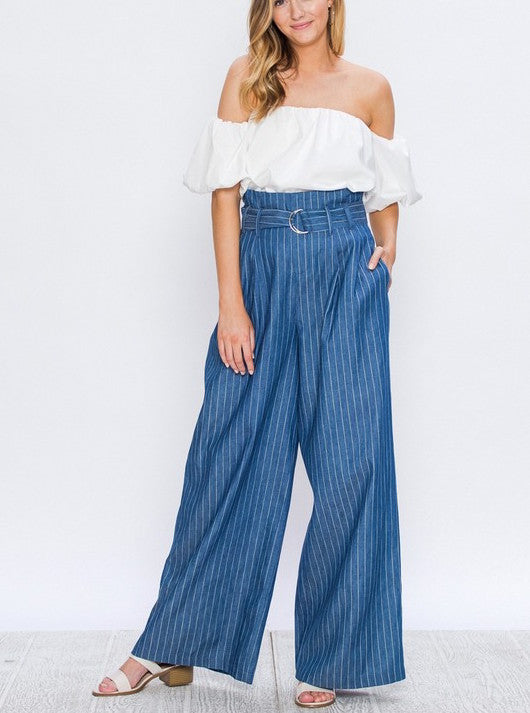Mili Canvas Pants