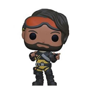 Apex Legends - Mirage Pop! Vinyl - Pop! Vinyl