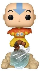 Avatar The Last Airbender - Aang On Bubble Us Exclusive Pop! Vinyl [Rs] (Chance Of Chase) - Pop! Vinyl