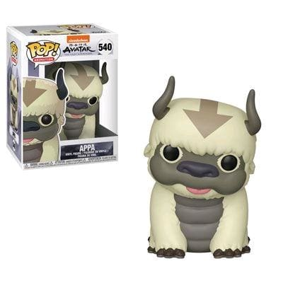 Avatar The Last Airbender - Appa Pop! Vinyl - Pop! Vinyl