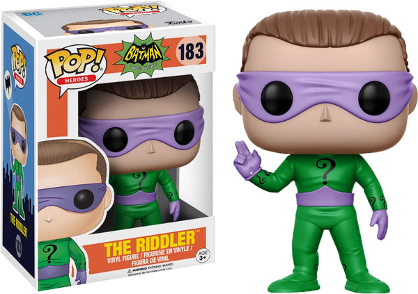 Batman (1966) - Riddler Pop! - Pop! Vinyl