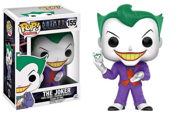 Batman Animated Series - Joker Pop! - Pop! Vinyl
