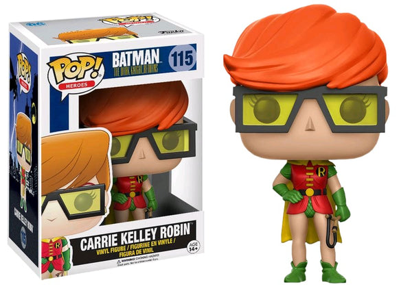 Batman Dkreturns - Carrie Kelley Robin Pop! !e Rs - Pop! Vinyl
