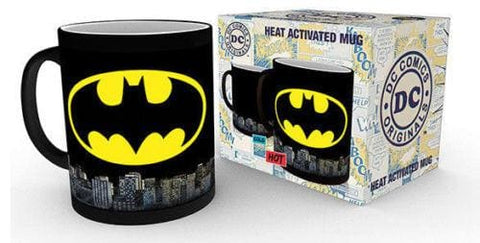Batman - Logo Heat Change Mug - Homewares