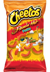Cheetos Flamin' Hot Puffs