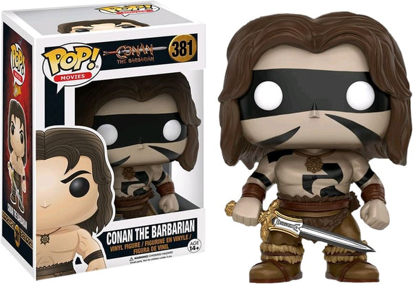 Conan The Barbarian - Conan Masked Pop! !e Rs - Pop! Vinyl