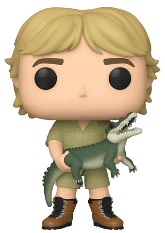 Crocodile Hunter - Steve Irwin Pop! Vinyl Figure (1 in 6 Chance Of Chase) - Pop! Vinyl