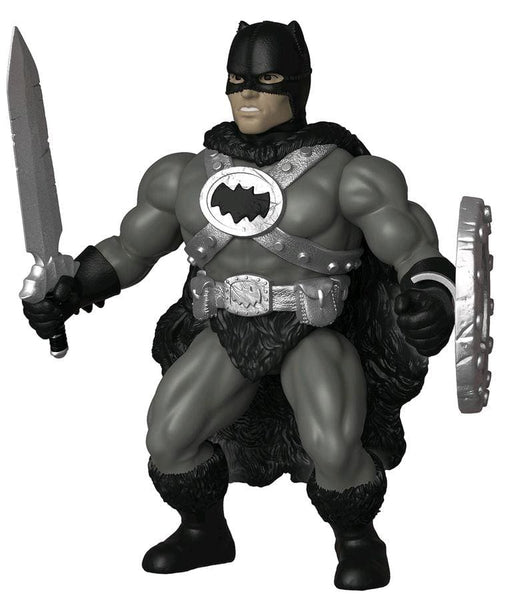 Dc Primal Age - Batman Night Attack Us Exclusive Savage World Action Figure [Rs] - Action Figure