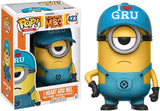 Despicable Me 3 - I Heart Gru Mel Pop! !e Rs - Pop! Vinyl