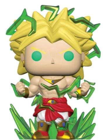 Dragon Ball Z - Legendary Super Saiyan Broly 6 US Exclusive Pop! Vinyl (Chance Of Chase)[RS] - Pop! Vinyl