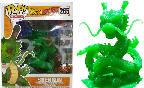 Dragon Ball Z - Shenron (Jade) US Exclusive 6 Pop! Vinyl [RS] Exclusive 6 Pop! Vinyl [RS] - Pop! Vinyl