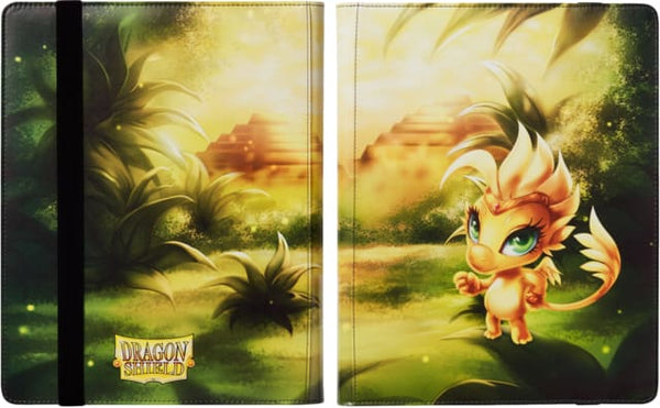Dragon Shield Card Codex 360 Portfolio Dorna - Tcg