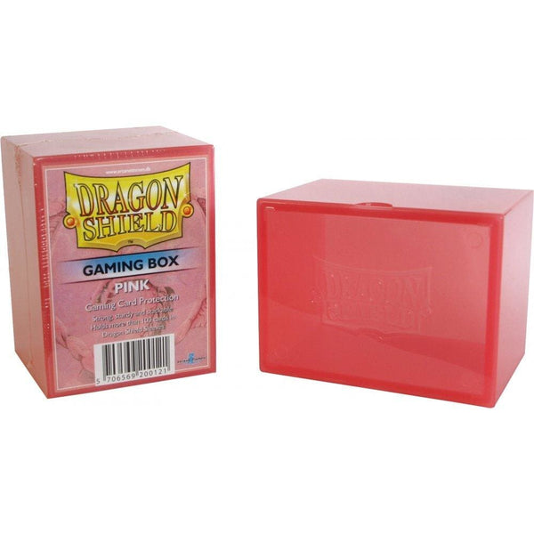 Dragon Shield Deck Strong Box Pink - Tcg