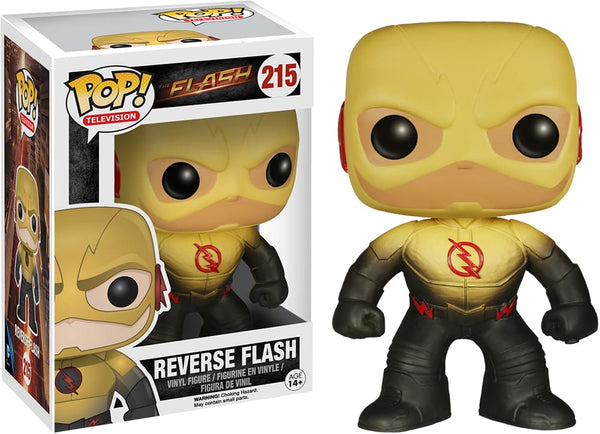 Flash - Reverse Flash Tv Pop! - Pop! Vinyl