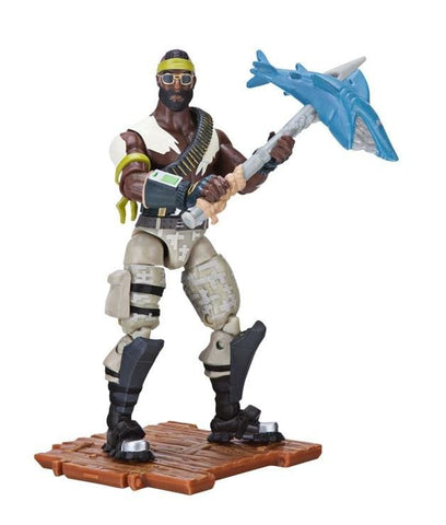 FORTNITE - Bandolier (Solo Mode) 4 Figure - Action Figure
