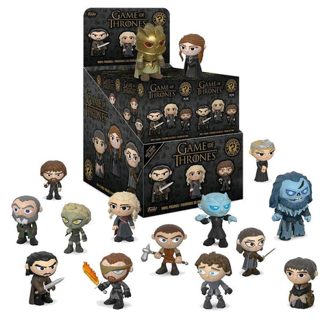 Game of Thrones - Season 10 US Exclusive Mystery Minis Blind Box [RS] - Mystery