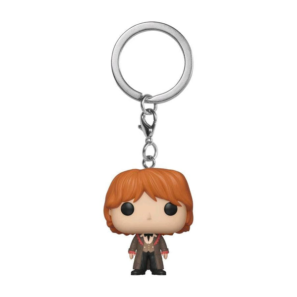 Harry Potter - Ron Weasley Yule Pocket Pop! Keychain - Keychain