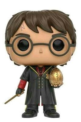 Harry Potter - Harry Triwizard W/egg Pop! !e Rs - Pop! Vinyl