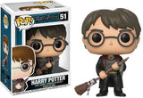 Harry Potter - Harry W/firebolt Pop! !e Rs - Pop! Vinyl