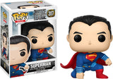 Jl Movie - Superman Pop! - Pop! Vinyl