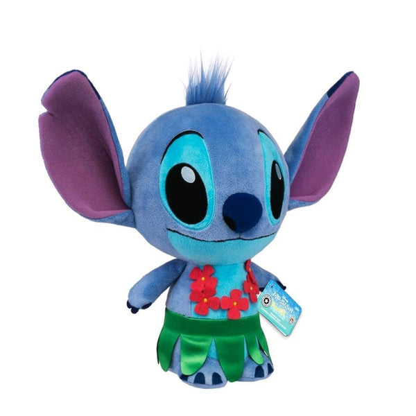 Lilo & Stitch - Stitch Luau 12 Plush RS - Plush