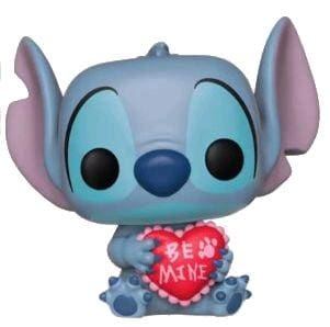 Lilo & Stitch - Stitch Valentines US Exclusive Pop! Vinyl [RS] - Pop! Vinyl
