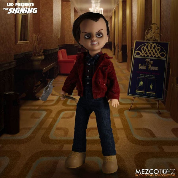 Living Dead Dolls - The Shining Jack Torrance Doll - Replica & Dolls