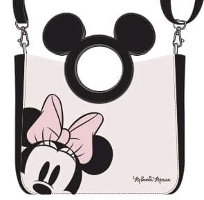 Mickey Mouse - Minnie Head and Ears Handbag - Bags & Accessories