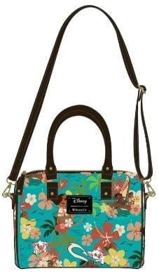 Moana - Floral Tote Bag - Bags & Accessories