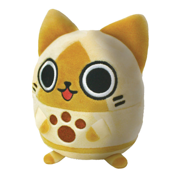 Monster Hunter - Monster Soft And Springy Felyne Plush - Plush
