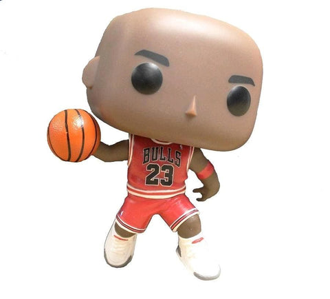 NBA: Bulls - Michael Jordan Pop! Vinyl (2nd Shipment April Delivery) - Pop! Vinyl