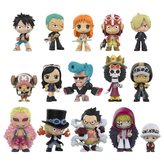 One Piece - Mystery Minis Hot Topic US Exclusive Blind Box