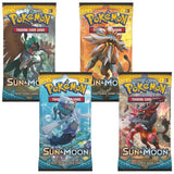 Pokemon Trading Card Game: Sun And Moon Booster - Tcg